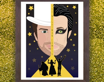 The Nightman Cometh - It's always sunny in Philadelphia, Dayman/Nightman Fan Art
