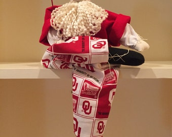 University Of Oklahoma Santa