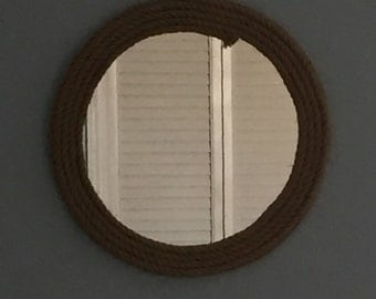 Nautical/Beach Port Hole Mirror