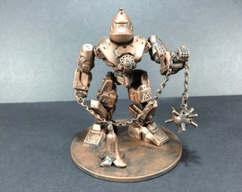 Donkey Kong Mech and his Ball and Chain