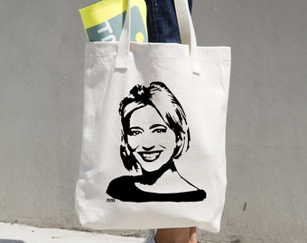 Dorinda Medley Tote Bag, Real Housewives of New York Tote, I Made It Nice, Custom Tote Bag, Reusable Shopping Tote, Personalised Tote Bag