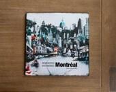 Découvertes / Discoveries: Montréal an art book celebrating the boroughs of Montreal
