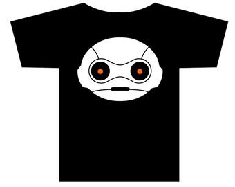 TMNT Fugitoid Dr Honeycut Face T-shirt