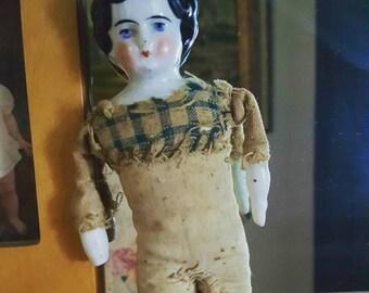Antique China Doll, Original
