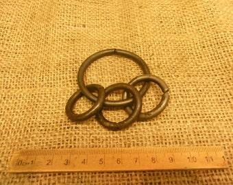 viking draupnir odins rings amulet 9-10thc  ryurik gorodishche