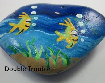 Adopt a Rock... Double Trouble
