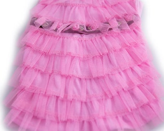 Dog Apparel, Party Dress, Costume for dogs - Secret Roses