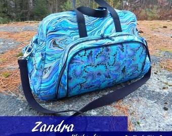 Zandra Weekender: DIGITAL Sewing Pattern