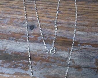 vintage sterling silver Kit Heath necklace