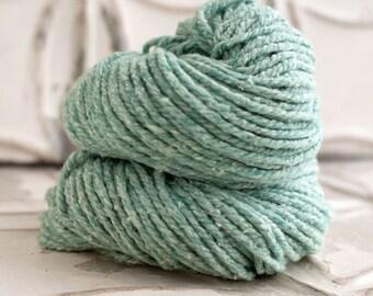Organic O-Wool Balance Bulky wool and cotton blend tweed yarn