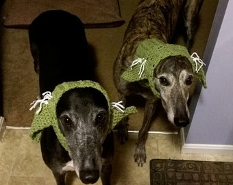 Star Wars Yoda Greyhound Snood
