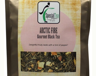 Arctic Fire, Black Tea, 20 Tea Bags