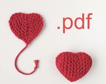 Love Sale !!! Heart Knitting Pattern #Lomaki_heart