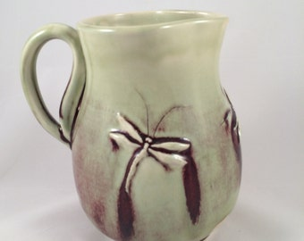 dragon fly pitcher