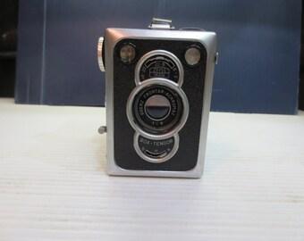 Zeiss Ikon Box Tengor Camera