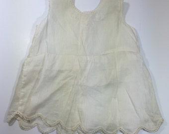 Antique Baby Dress - Antique Toddler Dress - Vintage Baby Dress - Vintage Toddler Dress - Vintage Slip - Antique Slip - Picture Dress