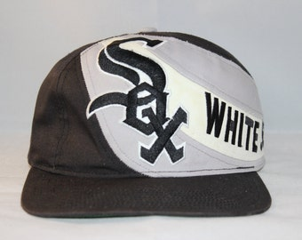 Vintage Chicago White Sox MLB Snapback Hat