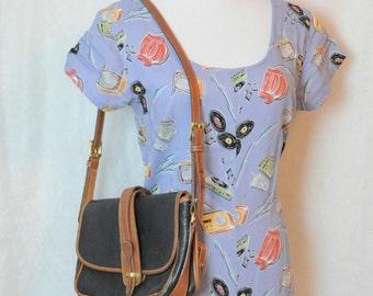 Vintage 80's  Dooney & Burke purse