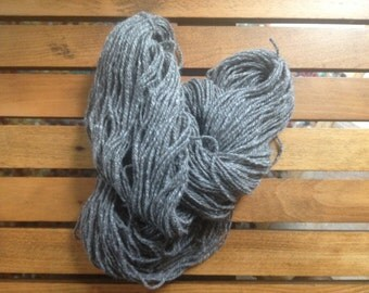 Angora-Alpaca-Rambouillet Blended Yarn