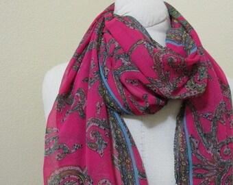 Silk Scarf, lovely gift