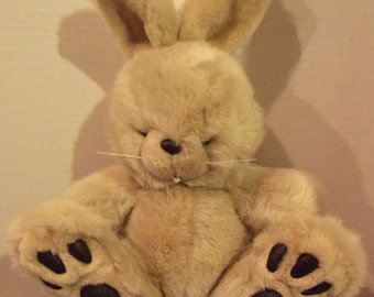 Easter Rabbit Stuffed Animal Toy