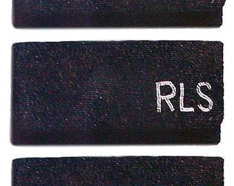 Custom Monogram Beaded Classic Clutch Handbag Purse Wedding Evening Bag