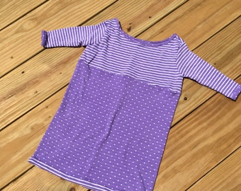Toddler Jersey Tunic Dress