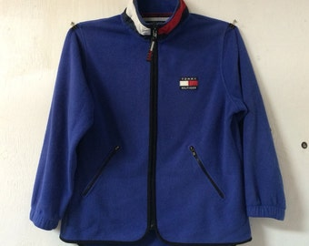 Classic Tommy Fleece Zip-Up