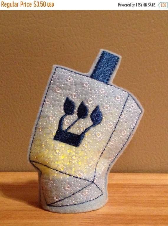 Cij Christmas In July Dreidel Battery Operated By
