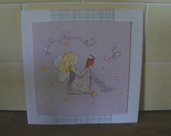 Fairy Dreams Handmade Card