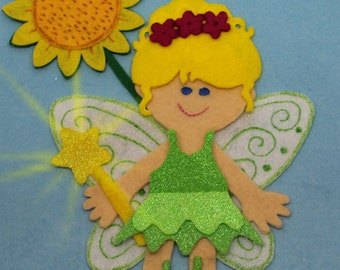 SHOP CLOSING SALE - Outfit For Felt Doll Fairy Dress Up Set Without Doll