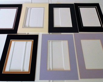 New Cardboard Picture Frames And Backing Scrapbooking Supply Paper Frames Photo Mounts