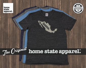Mexico Home. shirt- Men's/Unisex