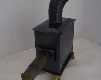 vintage magic lantern c1900  slide projector, slide enlarger, steampunk