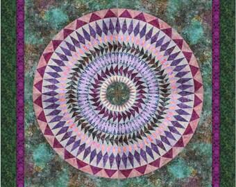 Mandala Quilt Pattern- New York Beauty Mandala A