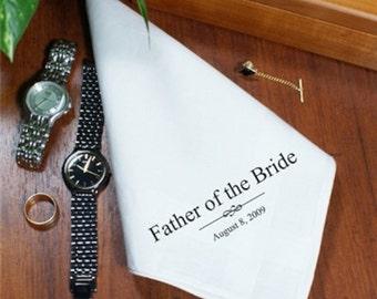 Personalized Wedding Personalized Wedding Men's Handkerchief