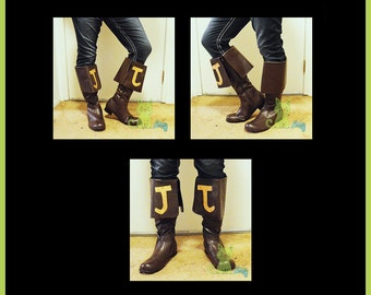 Shoe Commission: Jake Boots (Jake and the Neverland Pirates)