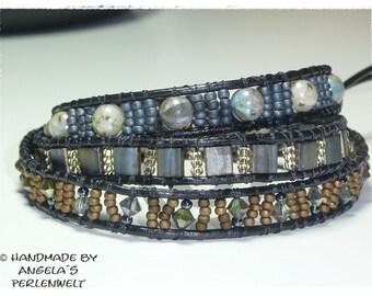 Wrap-Bracelet, Chan-Luu-Style