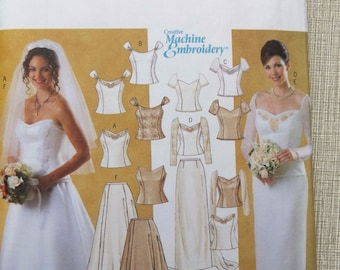 Close-Fitting Top with Sleeve Variations and Very Loose Lined Skirt in Sizes 6 to 10 Butterick Sewing Pattern B4131