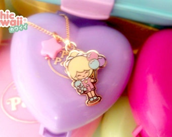 Lovely Pendant charm Chic Kawaii similar polly pocket style Special Price. Please read description.