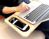 VALENTINES DAY GIFT - Wooden Mobile Laptop Platform Mini