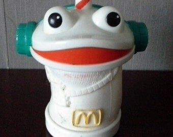 mcdonalds milkshake happy meal toy