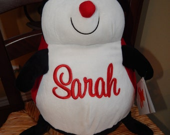 Personalized Stuffed Animal - Ladybug