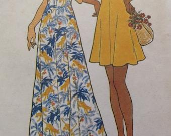 Butterick 3578 Womens size 5/6 Dress