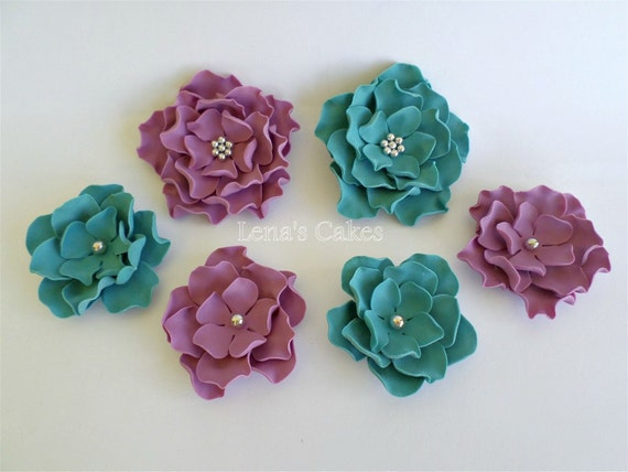 how to make fondant flowers for wedding cakes 6 sugar flowers for cakes edible fondant flowers roses 15935