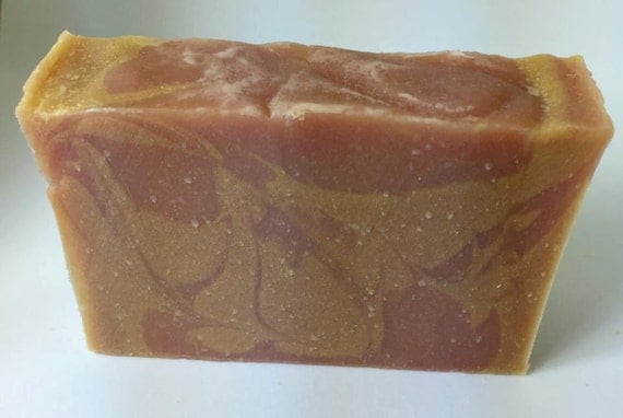 Grapefruit Goat Milk Beer Soap