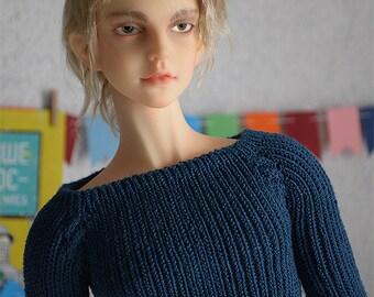 Sweater for Granado Lads body, SD17 BJD male