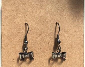 Pretty Bow Earrings