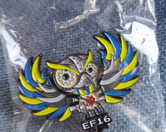Electric Forest 2016 - Owl Spoon