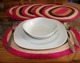 6  Typical Placemats